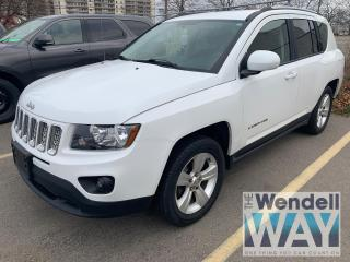 Used 2014 Jeep Compass North 4x4 Bluetooth for sale in Kitchener, ON