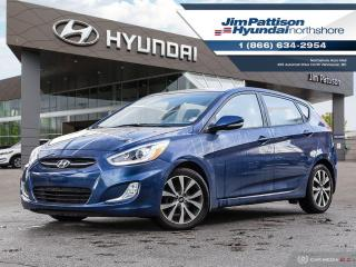 Used 2015 Hyundai Accent GLS for sale in North Vancouver, BC