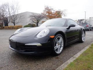 Used 2014 Porsche 911 Carrera Coupe for sale in Burnaby, BC