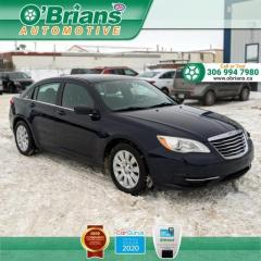 Used 2014 Chrysler 200 LX for sale in Saskatoon, SK