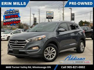 Used 2018 Hyundai Tucson 2.0L FWD Premium  REAR CAM|BLIND SPOT ASST|HEATED PKG| for sale in Mississauga, ON