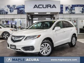 Used 2017 Acura RDX Tech, Navi, one owner, dealer service for sale in Maple, ON