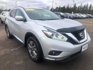 Used 2015 Nissan Murano SV AWD for sale in Charlottetown, PE