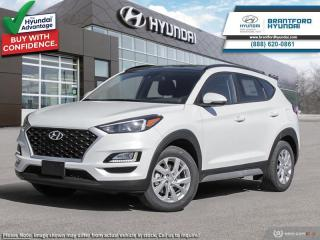 New 2021 Hyundai Tucson 2.0L Preferred AWD w/Sun and Leather for sale in Brantford, ON