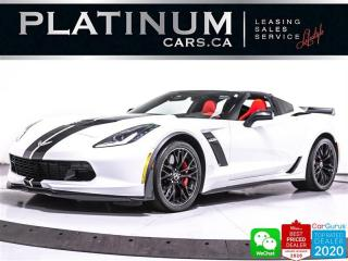 Used 2015 Chevrolet Corvette Z06 650HP, 3LZ, Z07 PKG, CERAMIC, HUD, NAV, CAM for sale in Toronto, ON