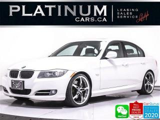 Used 2009 BMW 3 Series 335i, 300HP, MANUAL, HEATED SEATS, BT, SUNROOF for sale in Toronto, ON