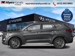 New 2021 Hyundai Tucson 2.4L Ultimate AWD  - $247 B/W for sale in Kanata, ON
