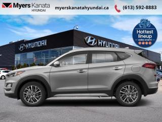 New 2021 Hyundai Tucson 2.4L Luxury AWD  - $227 B/W for sale in Kanata, ON