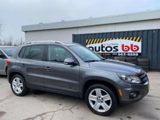 Used 2012 Volkswagen Tiguan for sale in Laval, QC