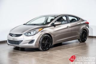 Used 2013 Hyundai Elantra GR.ELECTRIQUE+MAGS for sale in Laval, QC