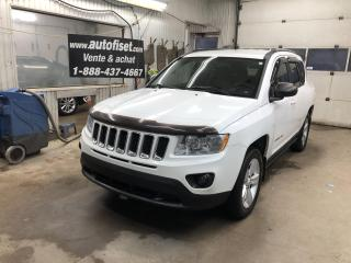 Used 2011 Jeep Compass FWD 4dr North Edition for sale in St-Raymond, QC