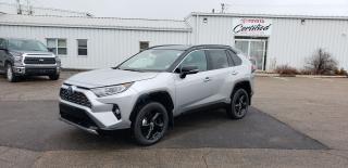 New 2021 Toyota RAV4 Hybrid XLE AWD XSE for sale in Port Hawkesbury, NS