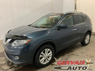 Used 2016 Nissan Rogue SV AWD Caméra Sièges Chauffants Mags *Traction intégrale* for sale in Trois-Rivières, QC