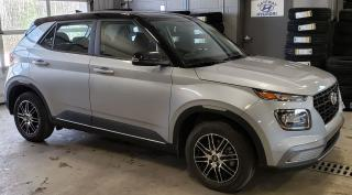 New 2021 Hyundai Venue Essential TWO TONE TWO-TONE for sale in Port Hawkesbury, NS