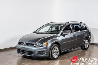Used 2017 Volkswagen Golf Sportwagen TSI+CAM/RECUL+MAGS+SIEGES CHAUFFANTS for sale in Laval, QC