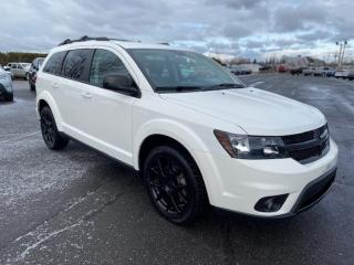 Used 2016 Dodge Journey Sxt v6 black top 7 places for sale in Pintendre, QC