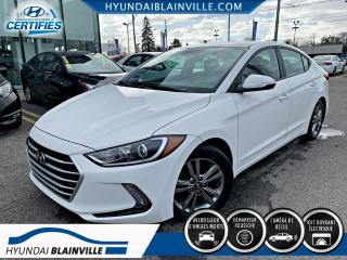 Used 2018 Hyundai Elantra GL SE TOIT OUVRANT, APPLE CARPLAY, VOLAN for sale in Blainville, QC