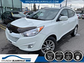 Used 2010 Hyundai Tucson GLS CUIR, BANCS CHAUFFANTS, A/C, MAGS+ for sale in Blainville, QC