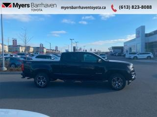 Used 2017 Chevrolet Colorado Z71  - Bluetooth -  Heated Seats - $206 B/W for sale in Ottawa, ON
