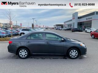 Used 2009 Toyota Corolla CE for sale in Ottawa, ON