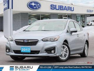 Used 2017 Subaru Impreza Touring for sale in Sudbury, ON