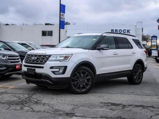 Used 2017 Ford Explorer XLT for sale in Niagara Falls, ON
