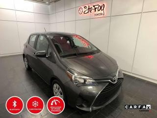 Used 2017 Toyota Yaris LE - A/C - BLUETOOTH - ECRAN TACTILE for sale in Québec, QC