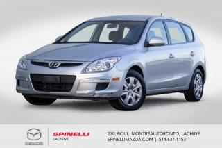 Used 2012 Hyundai Elantra Touring GL Automatique Tel Quel BAS KILOMETRAGE Hyundai Elantra Touring GL 2012 for sale in Lachine, QC