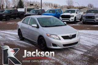 Used 2010 Toyota Corolla CE for sale in Medicine Hat, AB