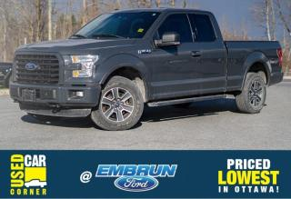 Used 2016 Ford F-150 XL for sale in Embrun, ON