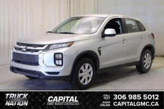 Used 2020 Mitsubishi RVR ES for sale in Regina, SK
