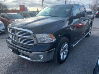 Used 2017 RAM 1500 SLT  SWB for sale in Peterborough, ON