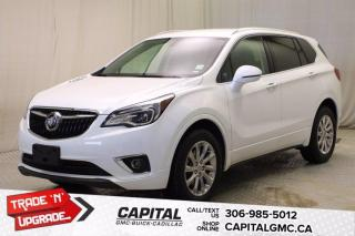 Used 2020 Buick Envision Essence AWD*LEATHER* for sale in Regina, SK