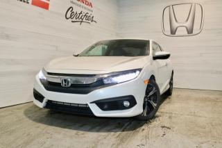 Used 2017 Honda Civic Touring 2 portes CVT for sale in Blainville, QC
