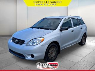 Used 2007 Toyota Matrix *AUTOMATIQUE* for sale in Donnacona, QC