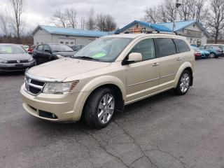 Used 2010 Dodge Journey RT for sale in Madoc, ON