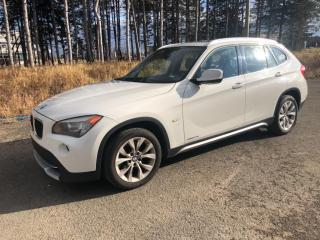 Used 2012 BMW X1 28i for sale in Mirabel, QC