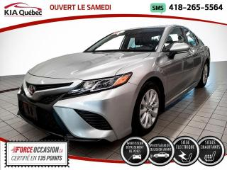 Used 2019 Toyota Camry SE* TOYOTA SAFETY SENSE* ENTUNE* for sale in Québec, QC
