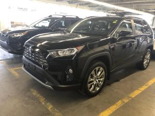 Used 2019 Toyota RAV4 AWD LIMITED-NAVIGATION-DÉMARREUR-CAMÉRA 360 for sale in St-Eustache, QC