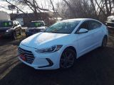 Photo of White 2017 Hyundai Elantra
