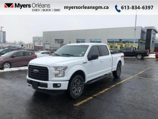 Used 2016 Ford F-150 XLT FX4 for sale in Orleans, ON
