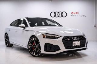 New 2021 Audi S5 Sportback Technik for sale in Winnipeg, MB