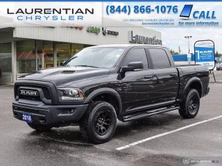 Used 2018 RAM 1500 Rebel!!  CREW CAB!!  NAVIGATION!!  4X4!! for sale in Sudbury, ON
