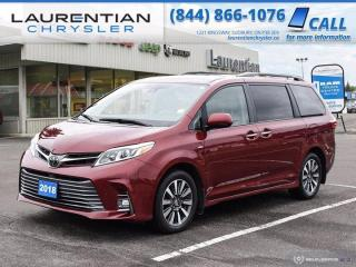 Used 2018 Toyota Sienna XLE!!  AWD!!  POWER REAR DOORS!! for sale in Sudbury, ON
