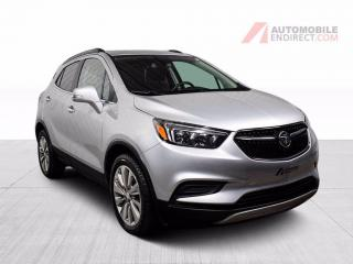Used 2017 Buick Encore A/C MAGS CAMERA DE RECUL for sale in St-Hubert, QC