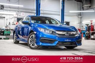 Used 2017 Honda Civic 4dr Cvt Lx for sale in Rimouski, QC