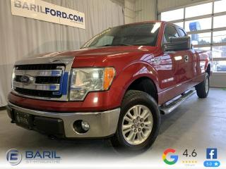Used 2014 Ford F-150 Cabine Super 4RM 163 po XLT for sale in St-Hyacinthe, QC