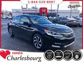 Used 2017 Honda Accord SE AUTOMATIQUE**BLUETOOTH** for sale in Charlesbourg, QC