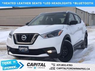 Used 2019 Nissan Kicks SR for sale in Winnipeg, MB