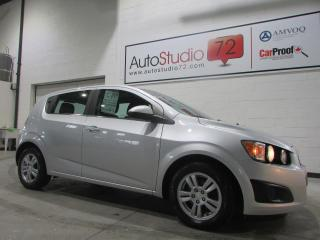 Used 2015 Chevrolet Sonic AUTOMATIQUE**MAGS**A/C for sale in Mirabel, QC
